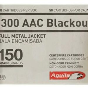 Aguila 300 AAC Blackout 150gr