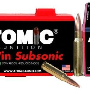 Atomic subsonic 308 win for sale